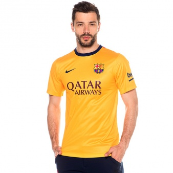 Koszulka Nike FC Barcelona Away Supporters 658770 740